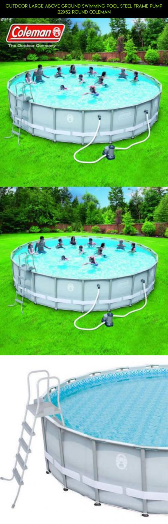 25 best ideas about above ground pool pumps on pinterest - Largest above ground swimming pool ...