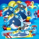 Shark Party:  Shark Party Supplies from Birthday Express