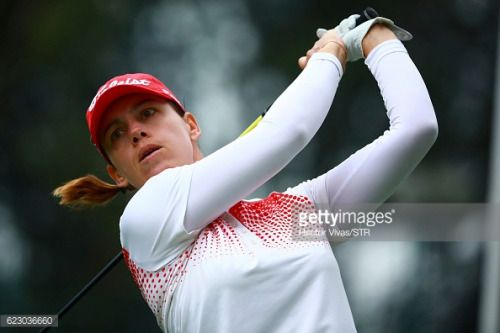 MEXICO CITY, MEXICO - NOVEMBER 13: Karine Icher of France... #saliesdebearn: MEXICO CITY, MEXICO - NOVEMBER 13: Karine… #saliesdebearn