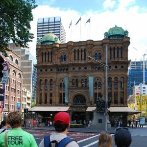 Free 'Sydney Sights' Tour - Queen Victoria Building