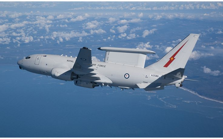 Boeing E-7A Wedgetail (AEWC - Airborne Early Warning and Control), Royal Australian Air Force (RAAF), Australia