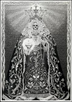 The Carnival Of Death (Laurie Lipton)