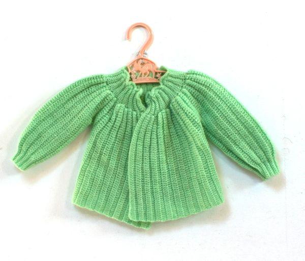 Brassière verte vintage enfant lamerelipopette.com