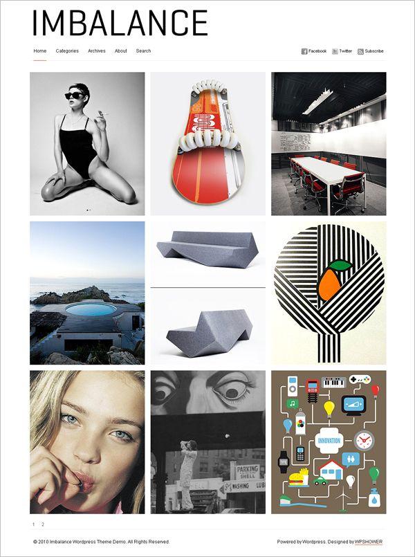 Online Portfolio Templates. 18 best html5 css3 portfolio website ...