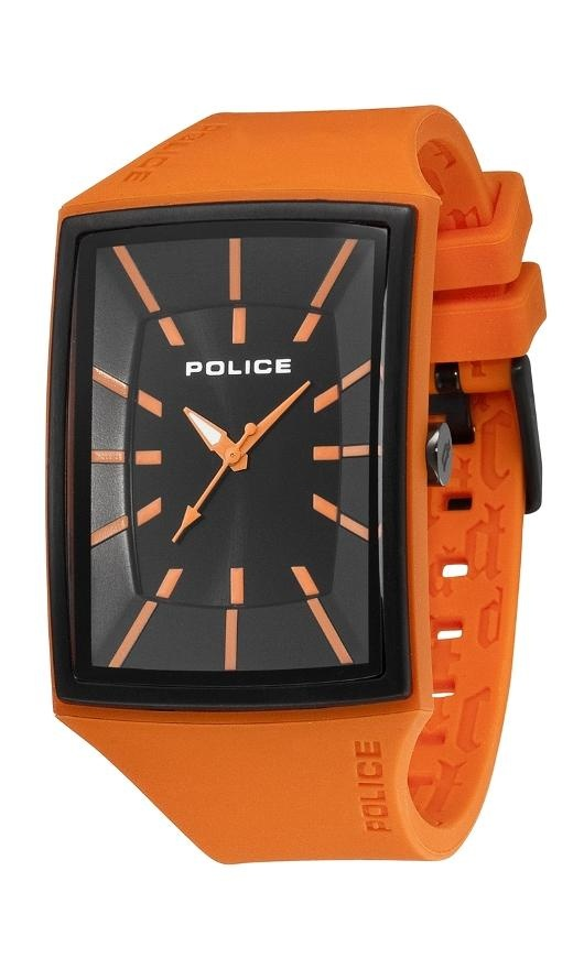"""Police"" watches. So cool."
