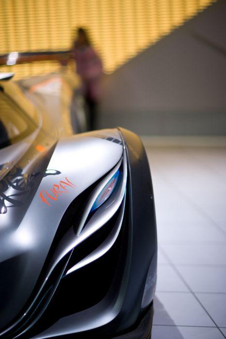 Mazda Furai Design Ideas