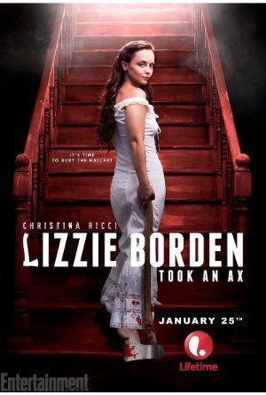 The crime and true story of Lizzie Borden, a young woman tried and acquitted in the 1892 murders of her father and stepmother.