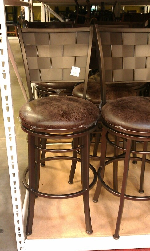 Bar Stools From Garden Ridge For The Home Pinterest