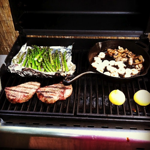 Grill-tastic | Cooking All WeekendFoodies Territories