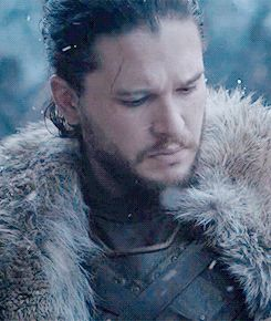 Jon Snow. Why am I so in love with him?