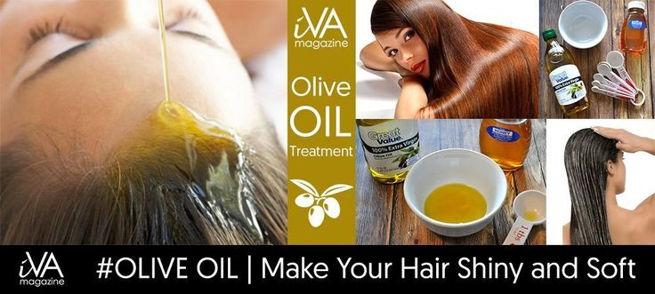 #OLIVEOIL | Make Your #Hair Shiny And Soft - There are several reasons for hair loss concerning men and women. Sometimes it is caused by simply genetic or hereditary reasons, but often it can be caused by pollution, improper use of hair care products, frequent colorings, or a poor diet. These hair loss causes can sometimes be reversed. #hairlosswomencauses