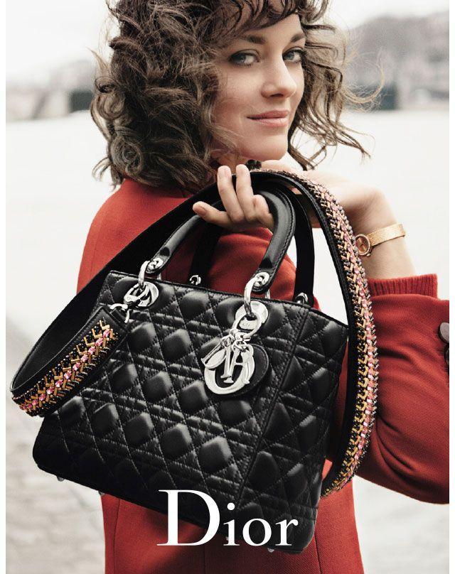 Marion Cotillard ponovno zasjala u novoj Lady Dior kampanji
