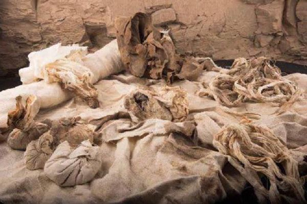 Embalming materials for Middle Kingdom vizier Ipi rediscovered on Luxor's west bank - Ancient Egypt - Heritage - Ahram Online