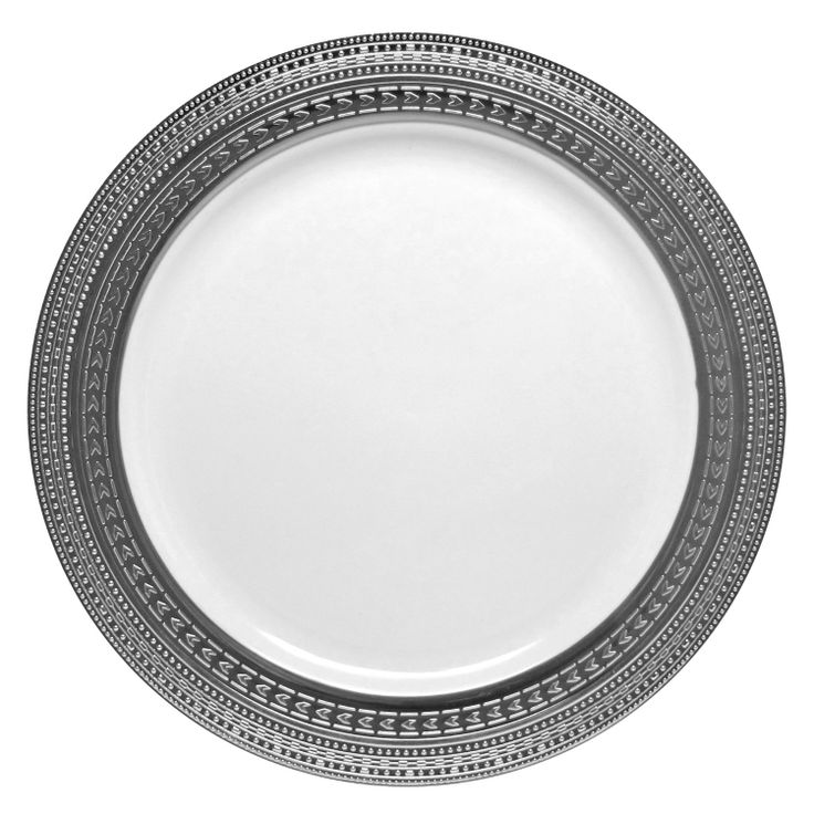 Symphony high end disposables plates! Looks real!  sc 1 st  Pinterest & 10 best Wedding Design images on Pinterest | Dinner plates Dishes ...