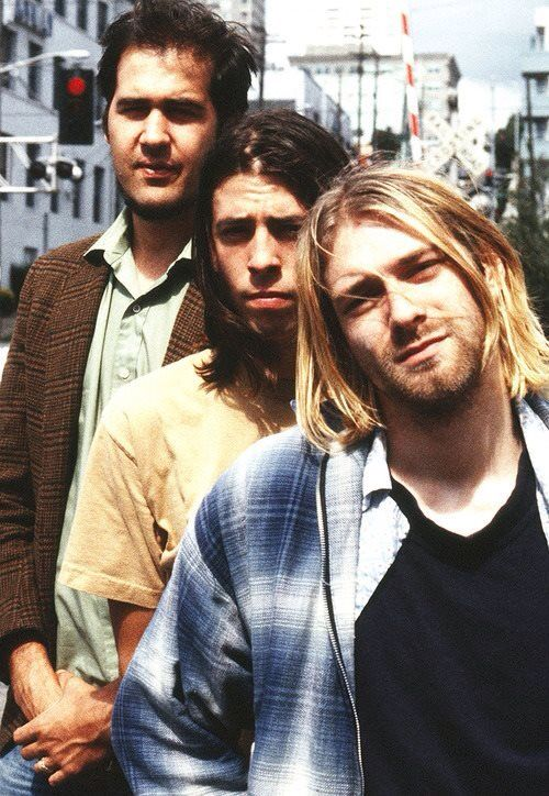 Love this pic of Nirvana ❤️