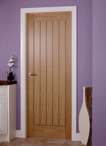 Mexicana Oak Interior Doors Wooden Magnet Trade