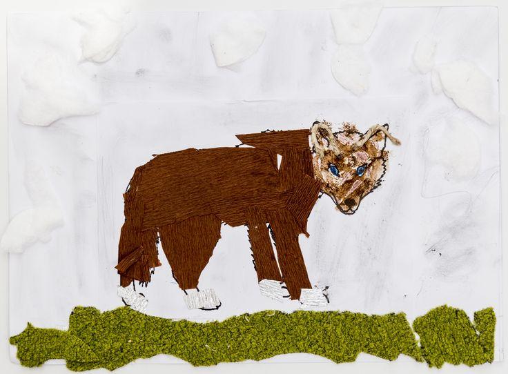 I disegni raccolti nell'ambito di LIFE WOLFALPS. Raccontano la percezione dei bambini riguardo al lupo:  simpatia, paura, curiosità nei confronti dell'animale protagonista di tante favole e leggende...  Disegno di: Alfredo