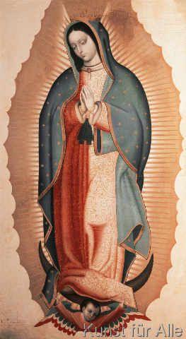Miguel Cabrera - Virgen de Guadalupe