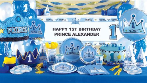 1st birthday party ideas for boys - Google Search
