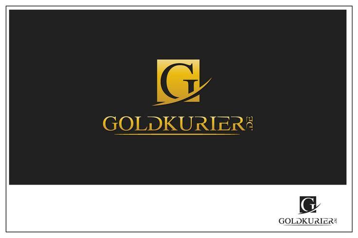 Logo needed for Goldkurier.de a gold trading company by tm ...