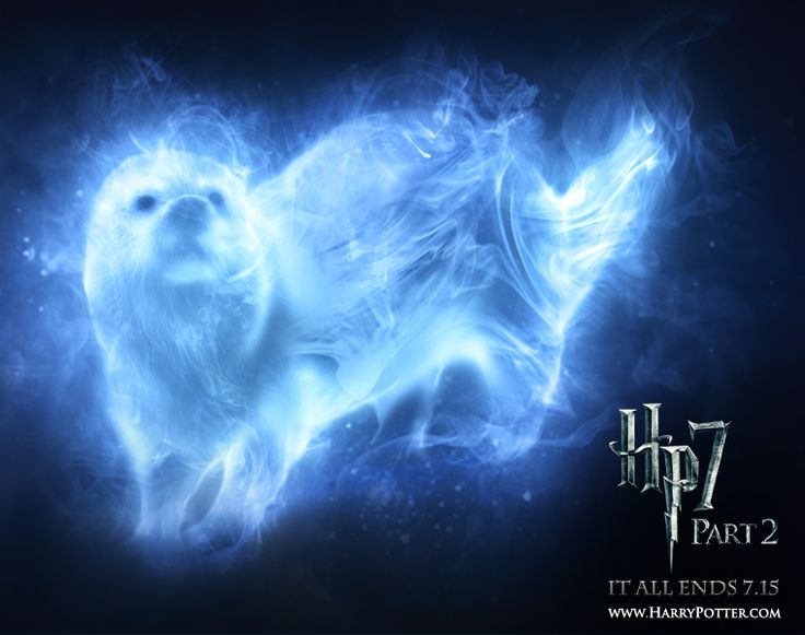 how to get an otter patronus