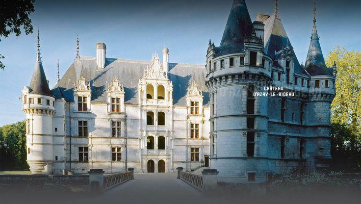 Château d'Azay-le-Rideau - Centre des monuments nationaux