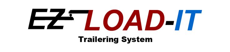 Logo created for EZ Load-It Trailering Systems based out of Airway Heights, Washington www.wr-co.com