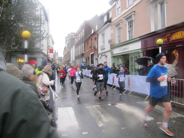 Cambridge Half-Marathon