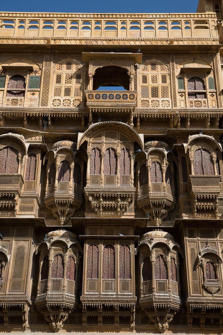 Pequeño templo en Pushkar - Rajastán, un viaje en el tiempo