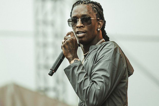 Young Thug Meets Andre 3000 In The First Episode Of His 'HIHORSE'D' Tour Series