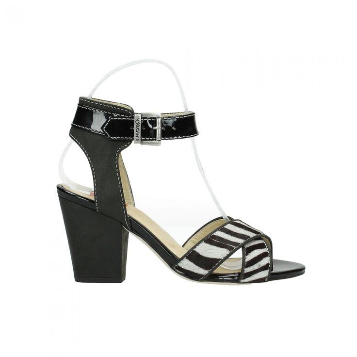 4640 NYC, 500 black zebra oiled leather