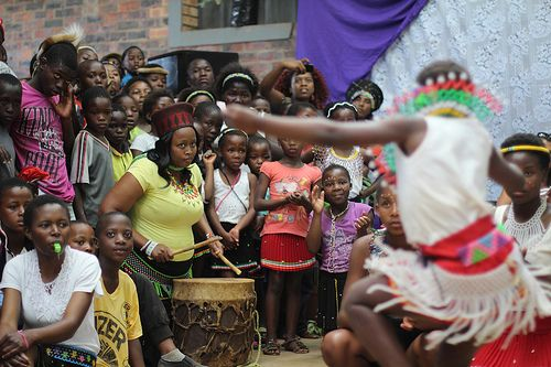 Heritage day - Copesville, South Africa 2013