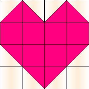 Best 25+ Heart quilt pattern ideas on Pinterest | Heart quilts ... : heart quilt block pattern free - Adamdwight.com