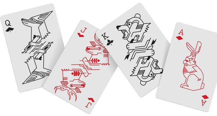 """Consulta este proyecto @Behance: """"Playing cards"""" https://www.behance.net/gallery/41637127/Playing-cards"""