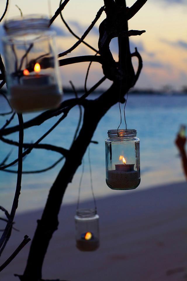 Beach life coastal living Caribbean