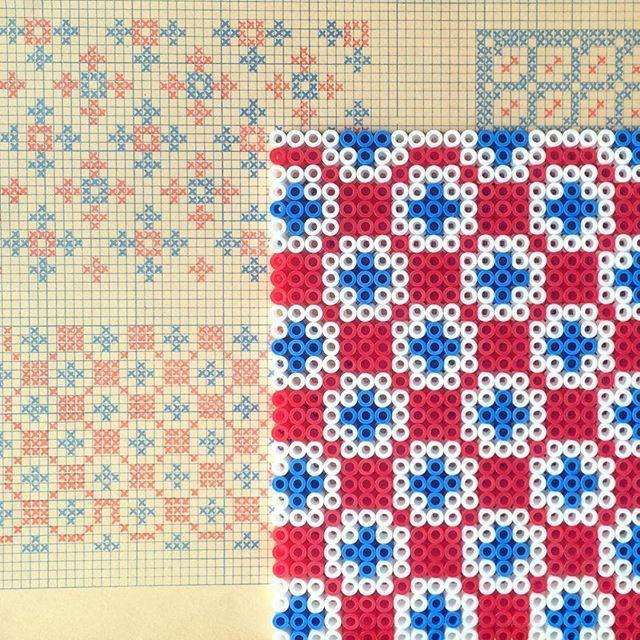 Perler bead design by kurbitsmedia