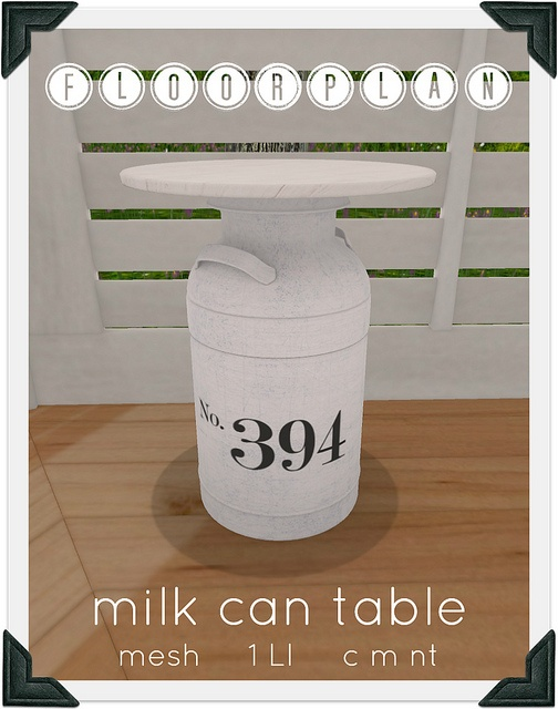 1000 ideas about milk can table on pinterest old milk for Milk can table ideas