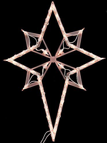 "22"" Lighted Star of Bethlehem Christmas Window Silhouette Decoration by Impact, http://www.amazon.com/dp/B004JYFGOS/ref=cm_sw_r_pi_dp_.MS-qb0ARVPPY"
