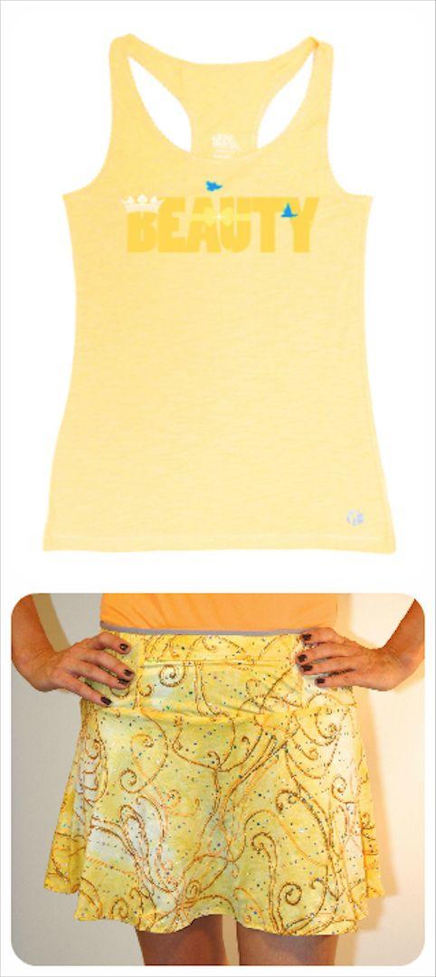yellow dress dp racing