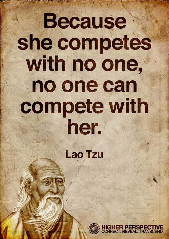It's true. No need to compete when you're the best