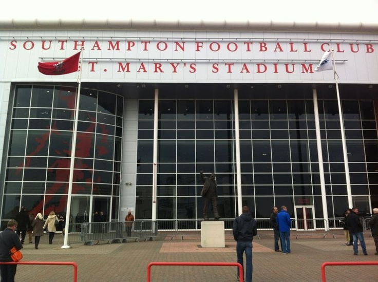Southampton FC, St Mary's Stadium