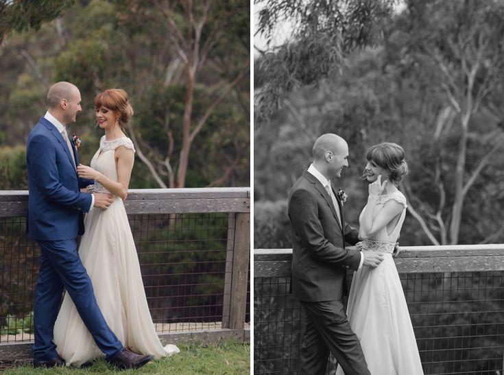 Angie Baxter  Mornington Wedding Photography