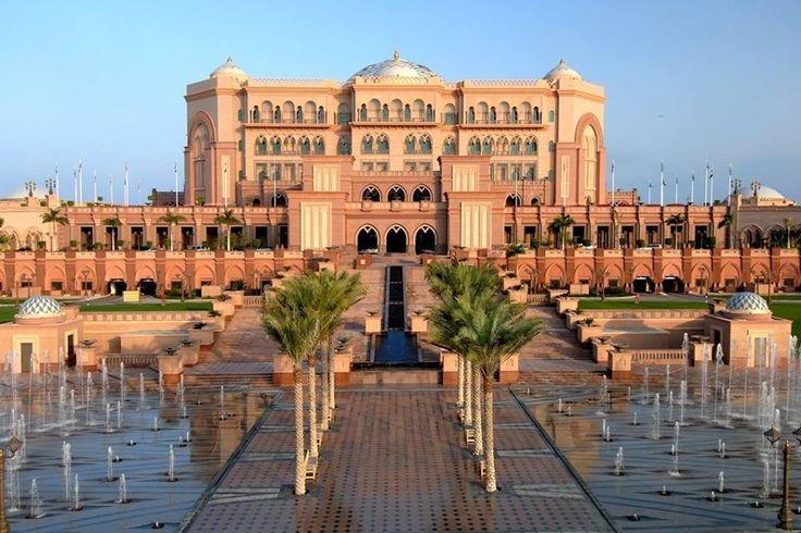 Emirates Palace,l Abu Dhabi