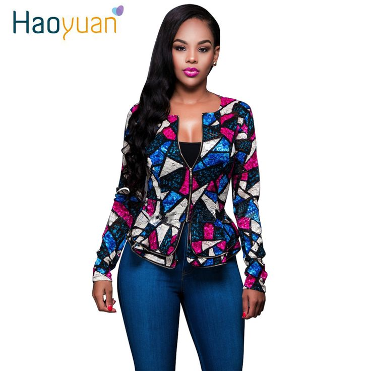 HAOYUAN Fall Women Lace Jacket Tops Plus Size Basic Coats Slim Floral Bomber Sexy Jackets And Coats Clothing Chaquetas Mujer-in Basic Jackets from Women's Clothing & Accessories on Aliexpress.com | Alibaba Group