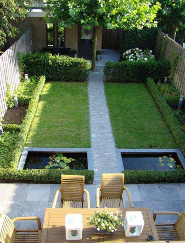 20 Small Backyard Garden For Look Spacious Ideas