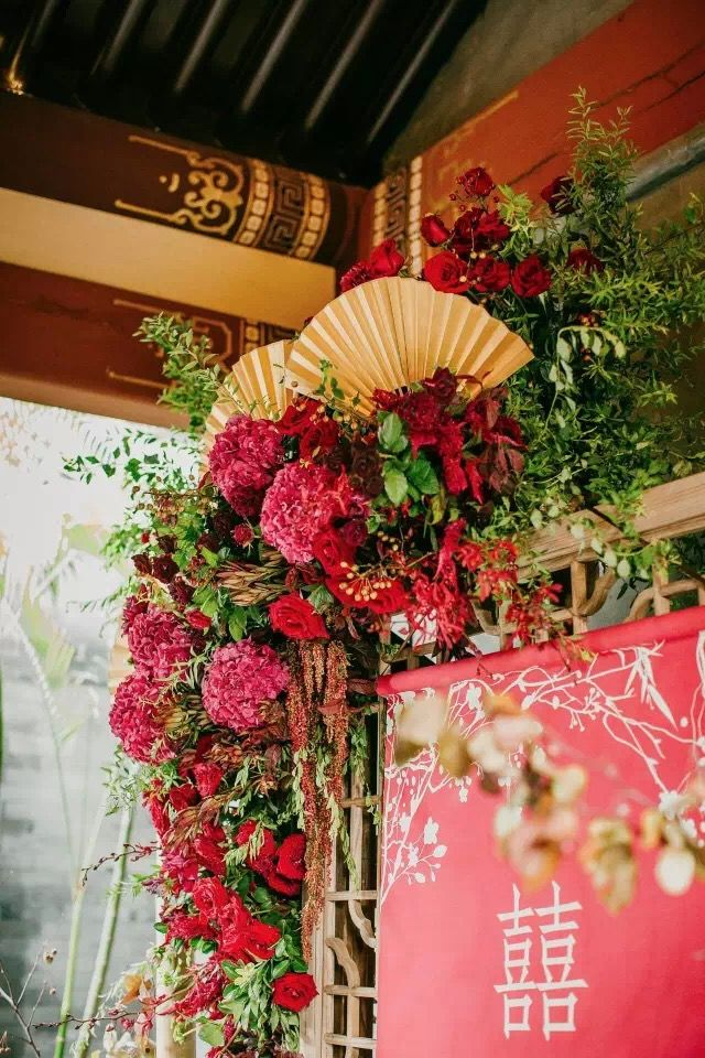 81f112a752e9f RP - Chinese Wedding Reception Entrance   For That Special Sentiment ...
