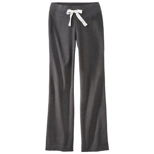 Liz Lange for Target Maternity Lounge Pants - Assorted Colors ($12) ❤ liked on Polyvore featuring maternity, maternity clothes, pants, bottoms, pregnant and women