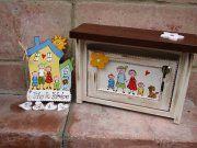 poštovní schránka s cedulkou