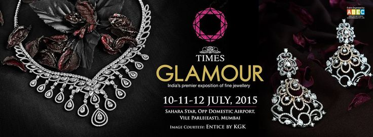3 Days to go , Be a part of Times Glamour the most awaited india's premier #finejewellery exposition. 10th July - 12th July 2015 @hotelsaharastar, #mumbai . For more updates about events around #jewellery industry visit www.jewellerscheck.com