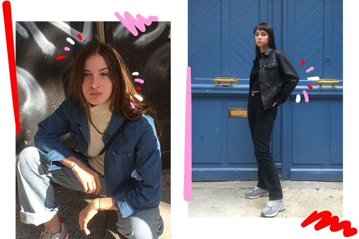 "According To Parisian Teens, The ""French Girl"" Craze Is Over+#refinery29"